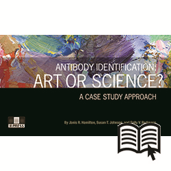 Antibody Identification: Art or Science? A Case Study Approach - digital