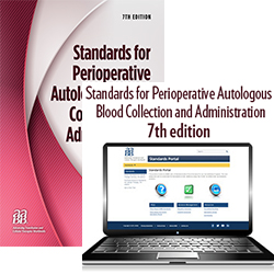 BUNDLE: Standards for Perioperative Autologous Blood - Print and Portal