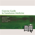 Concise Guide to Transfusion Medicine – Digital
