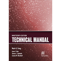 Technical Manual, 19th Edition – Print
