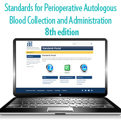 Standards for Perioperative Autologous Blood Collection and Administration, 8th edition – Portal