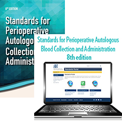 Product title:  BUNDLE: Standards for Perioperative Autologous Blood Collection and Administration, 8th edition – Print and Standards for Perioperative Autologous Blood