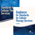 BUNDLE: Standards for Cellular Therapy Services, 9th edition and Guidance for Cellular Therapy Services