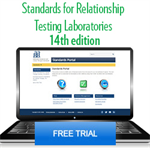 Standards for Relationship Testing Laboratories, 14th Edition – Free trial