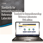 BUNDLE: Standards for Immunohematology Laboratories, 11th edition - Print and Portal