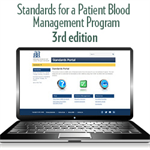 Standards for a Patient Blood Management Program, 3rd Edition – Portal