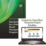 BUNDLE: Standards for a Patient Blood Management Program, 3rd Edition – Print and Portal