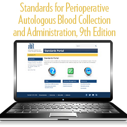 Standards for Perioperative Autologous Blood Collection and Administration, 9th edition – Portal