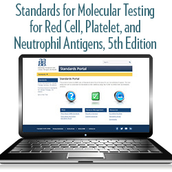 Standards for Molecular Testing for Red Cell, Platelet, and Neutrophil Antigens, 5th edition – Portal