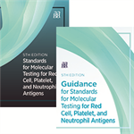 BUNDLE: Standards for Molecular Testing for Red Cell, Platelet, and Neutrophil Antigens, 5th edition – Print and Guidance