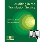 Auditing in the Transfusion Service