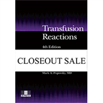 Transfusion Reactions, 4th edition