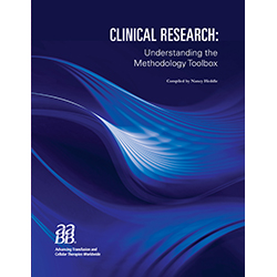 Clinical Research: Understanding the Methodology Toolbox