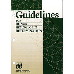 Guidelines for Donor Hemoglobin Determination
