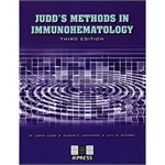 Judd's Methods in Immunohematology, 3rd edition, with CD